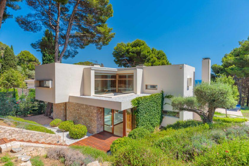 villa - sredizemnomorskij modern