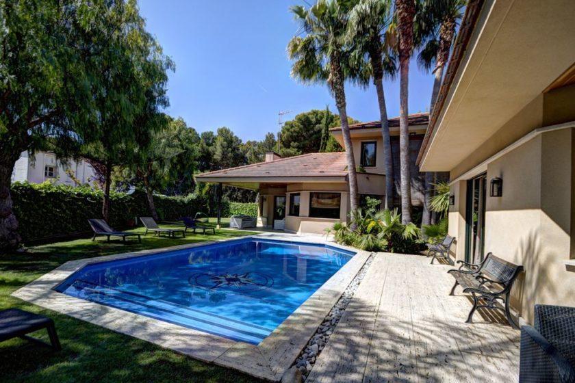 Villa Aviador -Sitges1