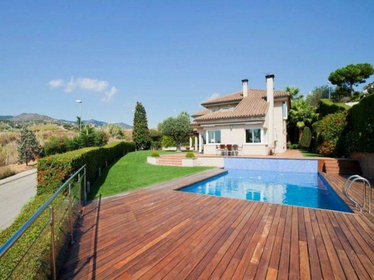 Villa Patricia -Alella