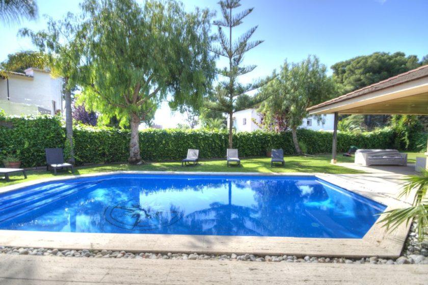 Villa Aviador -Sitges 3
