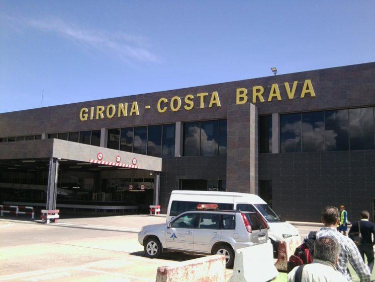 Трансфер Барселона Жирона Аэропорт Такси
