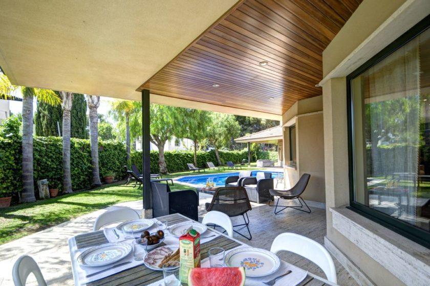 Villa Aviador -Sitges 6