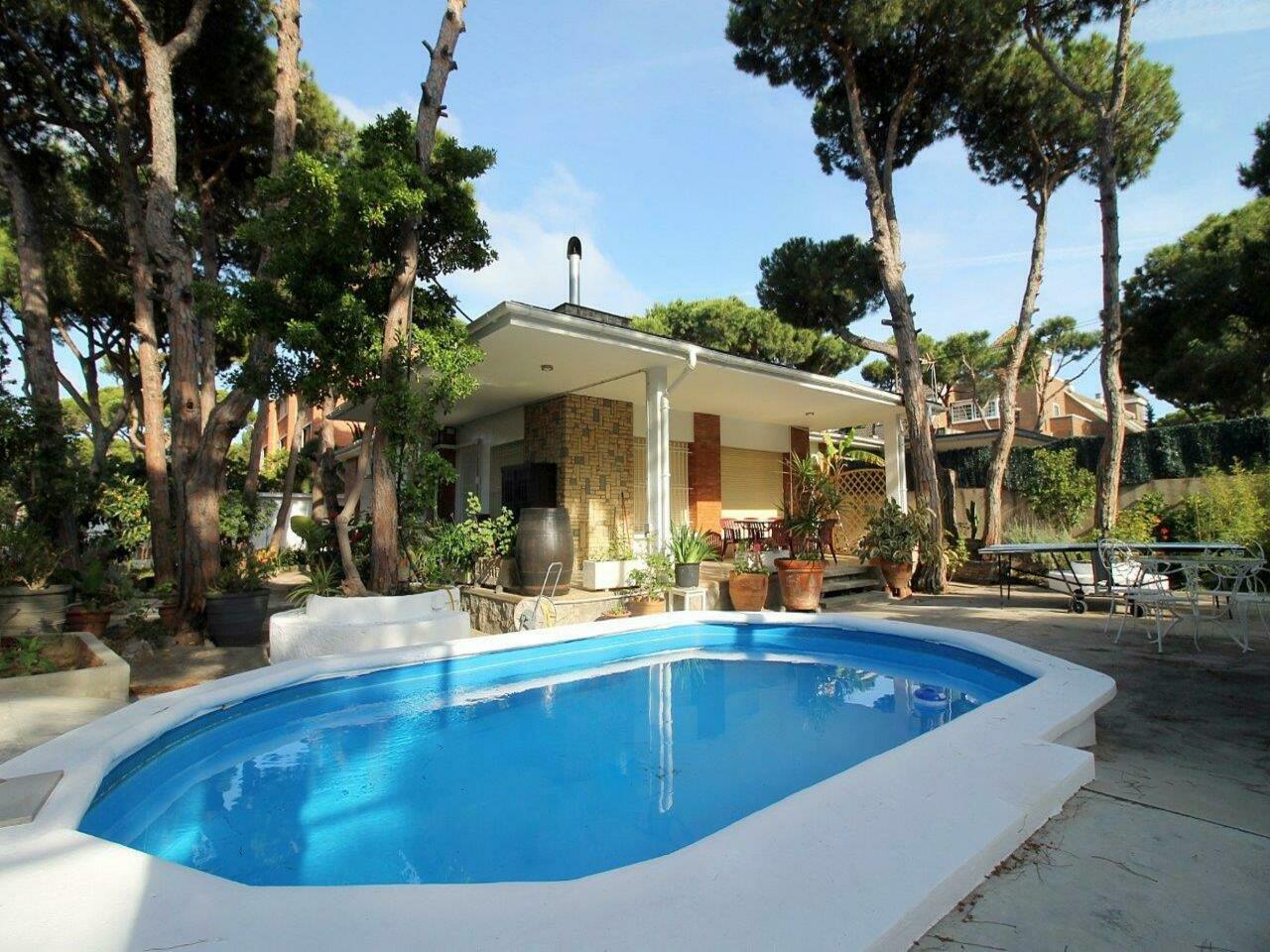 Villa Esquina -Castelldefels