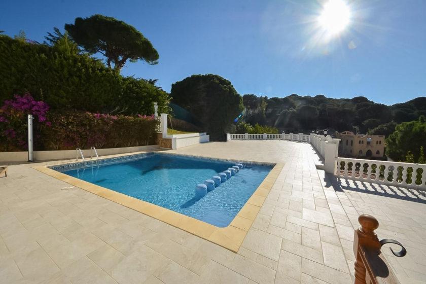 Villa Angel LLoret de Mar1