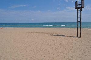 Море в Гава Мар