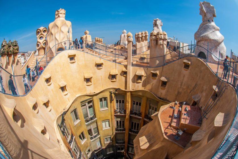 Барселона город в Испании